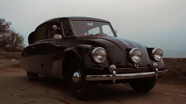 1941 Tatra T87