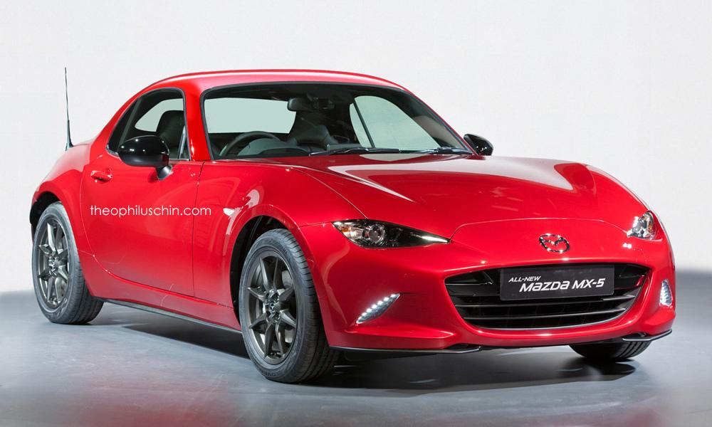 Mazda, Mazda Miata, Mazda MX-5, Mazda MX-5 Miata, Mazda MX-5 Miata Roadster, Mazda MX-5 roadster coupe, Mazda Roadster, Miata, MX-5, Roadster, Roadster coupe, breaking, Debüt, der neue Mazda MX-5, Mazda MX-5, Mazda MX-5 2016, offiziell, Premiere, Mazda MX 5 Coupé, Mazda MX 5 Roadster Coupé