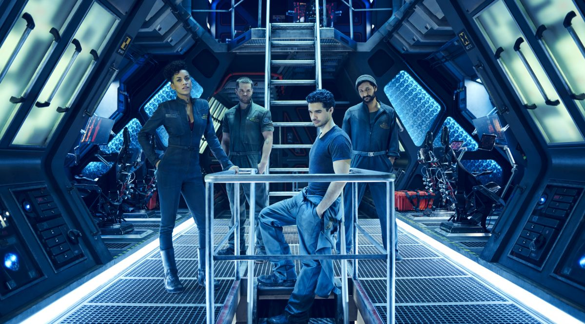 Syfy will premiere 'The Expanse' online before it hits cable