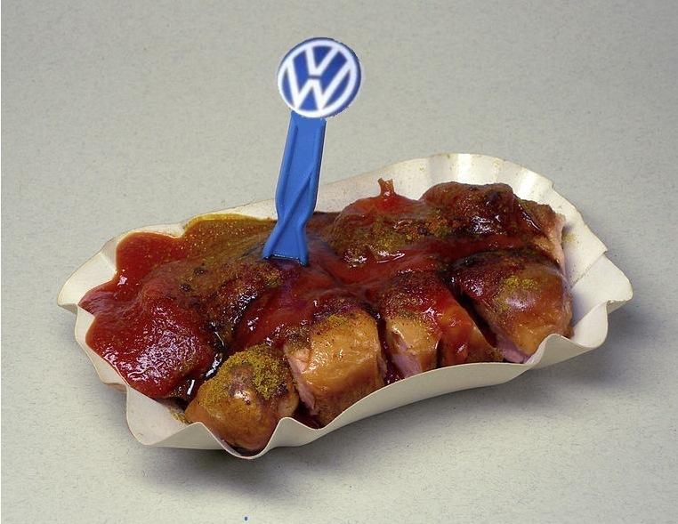 Volkswagen & Volkswurst: VW verkauft mehr Currywurst als Autos