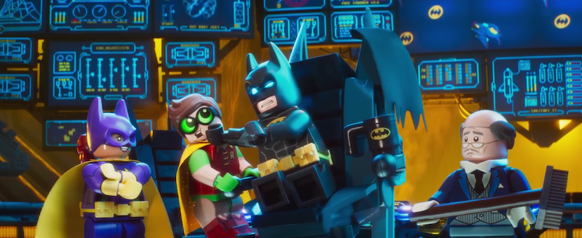 "Wie ""The Lego Batman Movie"" animiert wurde"