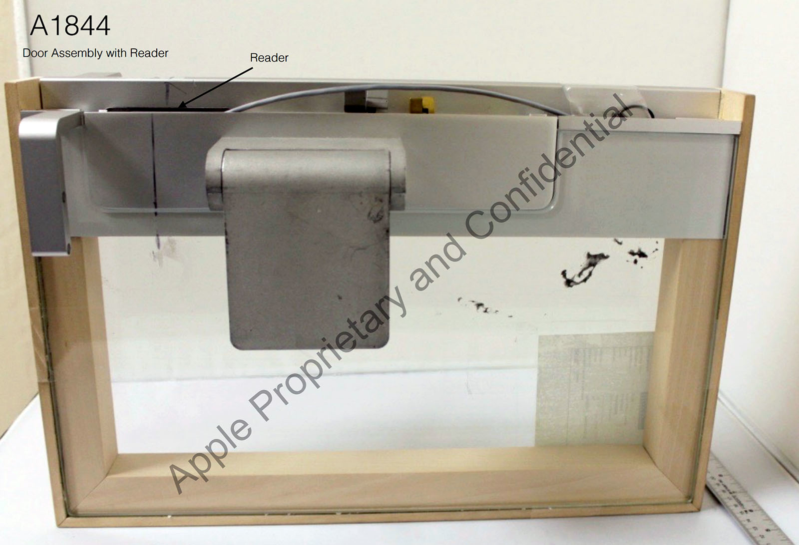 mysteri ses apple gadget ist ein transponderschloss engadget deutschland. Black Bedroom Furniture Sets. Home Design Ideas
