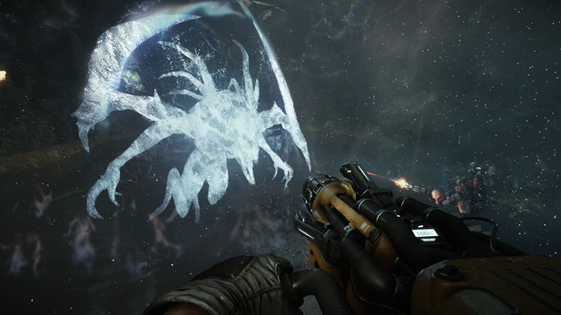 Turtle Rock Studios' Phil Robb talks Evolve's Wraith