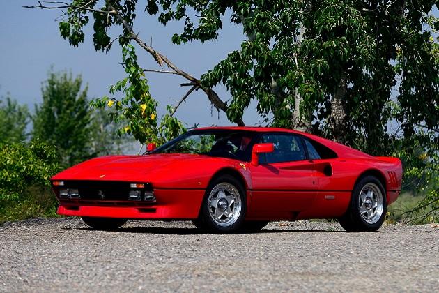 モントレーで開催されるオークションに、フェラーリ「288GTO」が登場!