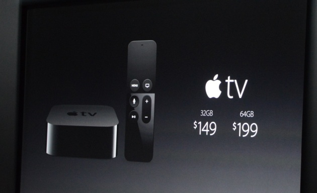 how to connect new apple tv remote