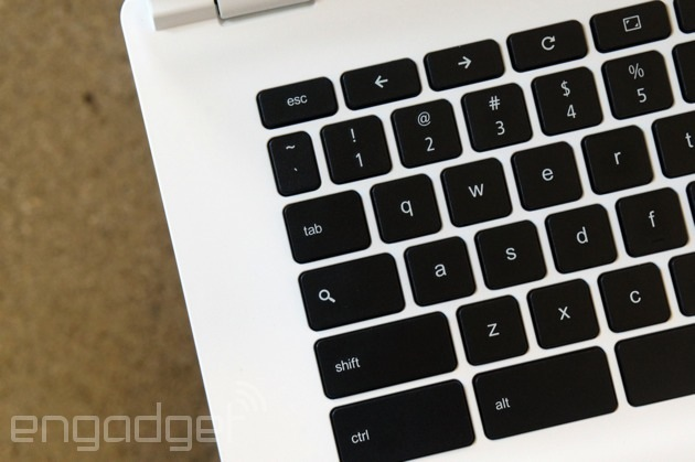 Acer Chromebook 13 review: long battery life, but performance falls short