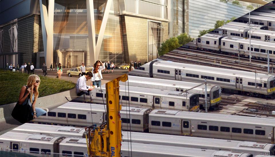 New York's next big neighborhood is its smartest