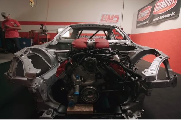 【ビデオ】トヨタ「86」にフェラーリのV8エンジンを移植!