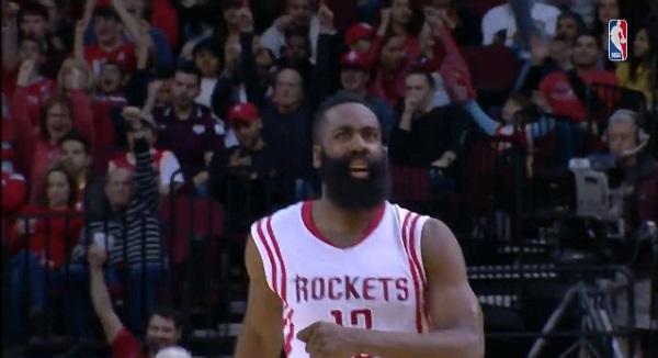 NBAの髭モジャ野郎、J・ハーデンの必殺ドリブルがスラダン・宮城リョータばりにヤバすぎる