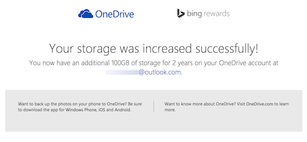 No te quedes sin tus 100 GB gratis en OneDrive