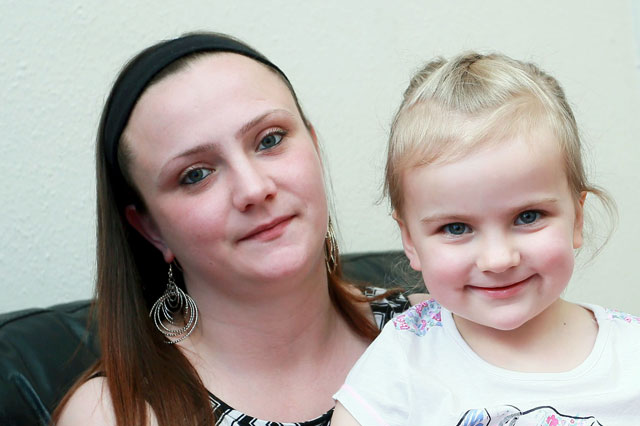 Girl, 4, rejected by NINE schools