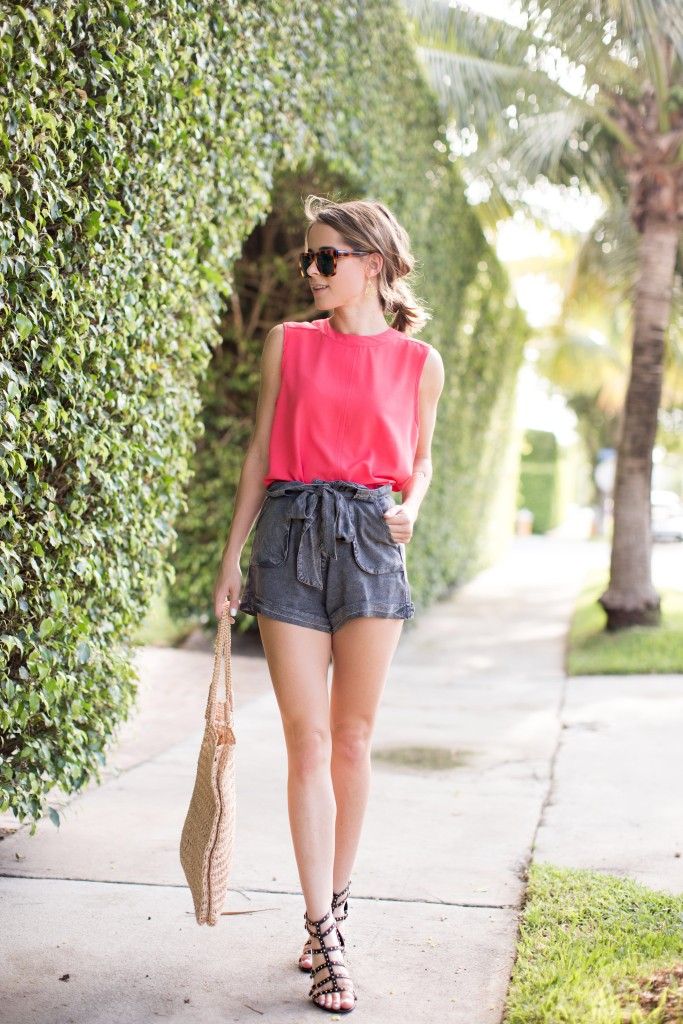 Street style tip of the day: Gladiator sandals