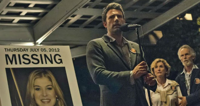 gone girl first look Heres Your First Look at Gone Girl (VIDEO)