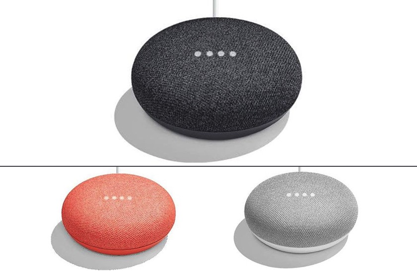 Ist das der Google Home Mini?
