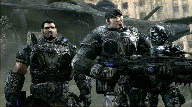 Baneados por subir vídeos del nuevo 'Gears of War'