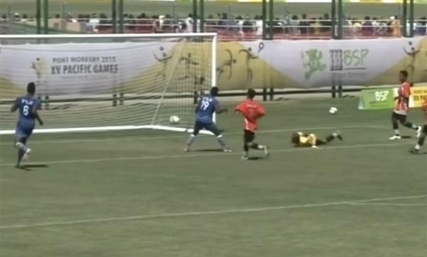 世界最弱のサッカー代表・ミクロネシア連邦、3試合で114失点! 「俺でも勝てそう」