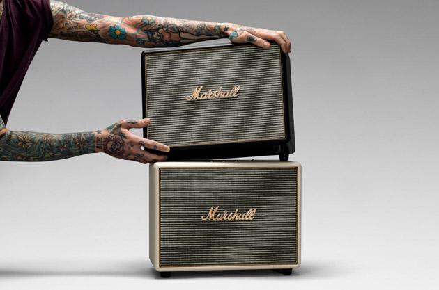 Marshall's Woburn Bluetooth speaker has vintage looks at a rock star price
