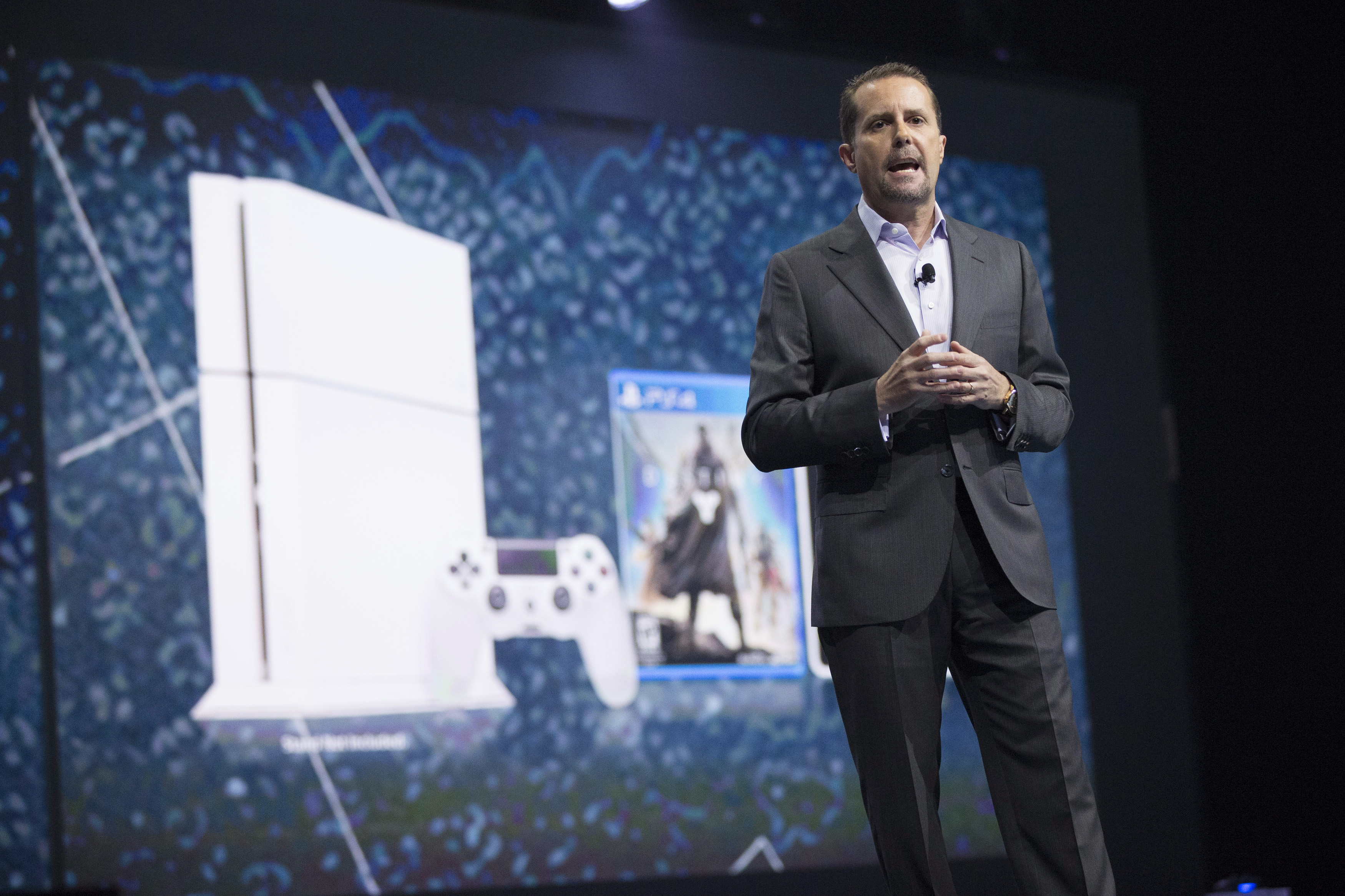 The new Playstation 4 is code named 'Neo'