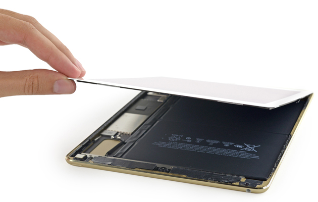 IFixit pries open the iPad Air 2