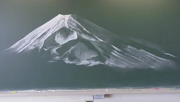 「日本の黒板アートが半端ねえ!」海外の学生が大絶賛して話題に