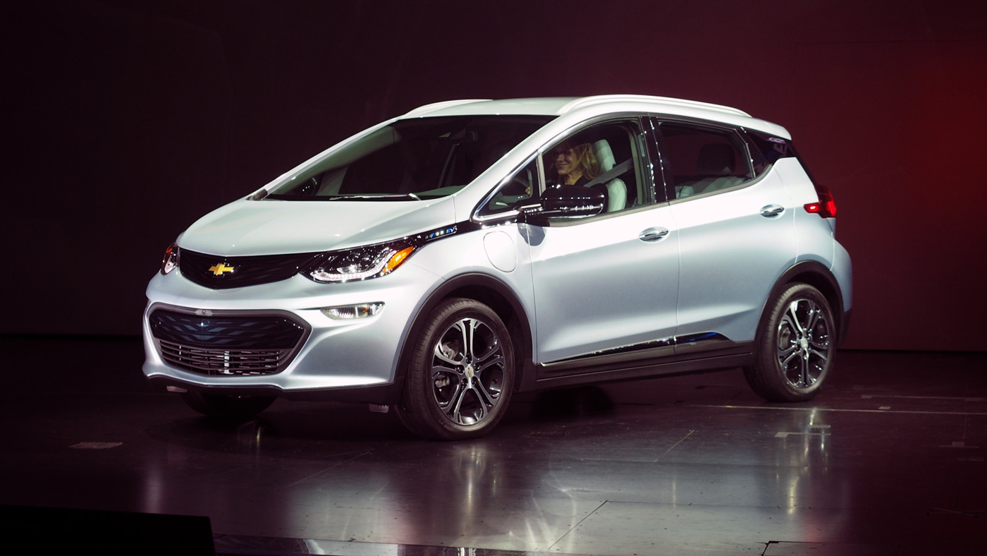 Electric car sales fell short of the President's goals