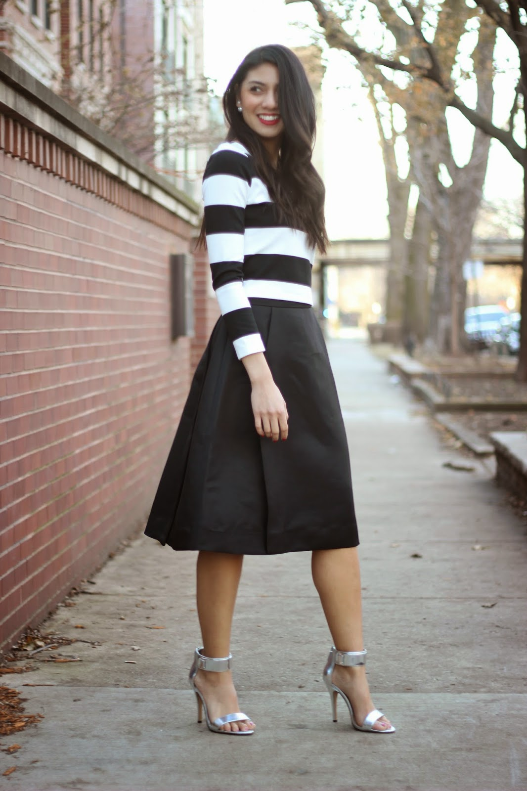Street style tip of the day: Parisian inspired