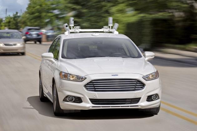 フォードCEO、2025年までに自動運転車の販売を開始すると明言