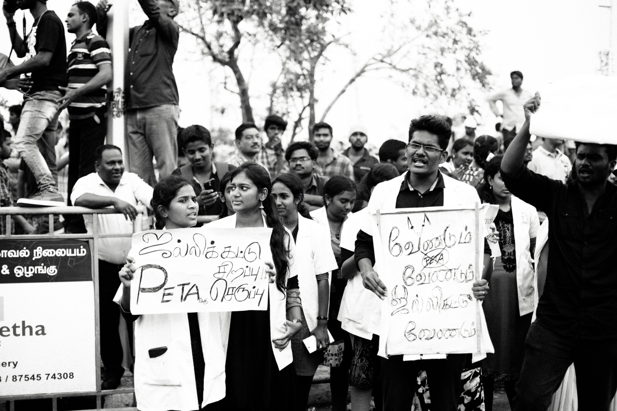 photo essay tamil nadu fought tooth and nail for the right to vinay aravind
