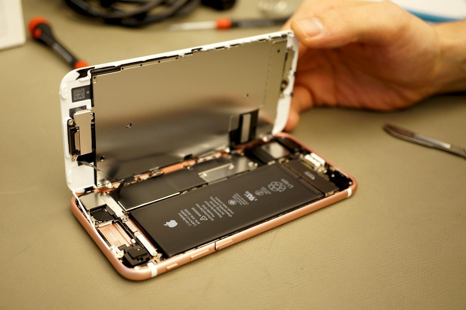 USA: Apple wechselt Batterien bei einigen iPhone 6s aus