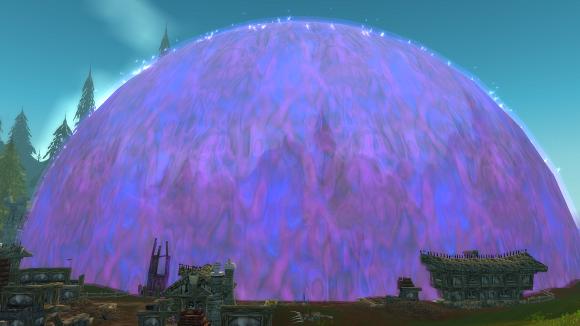 Dalaran's dome
