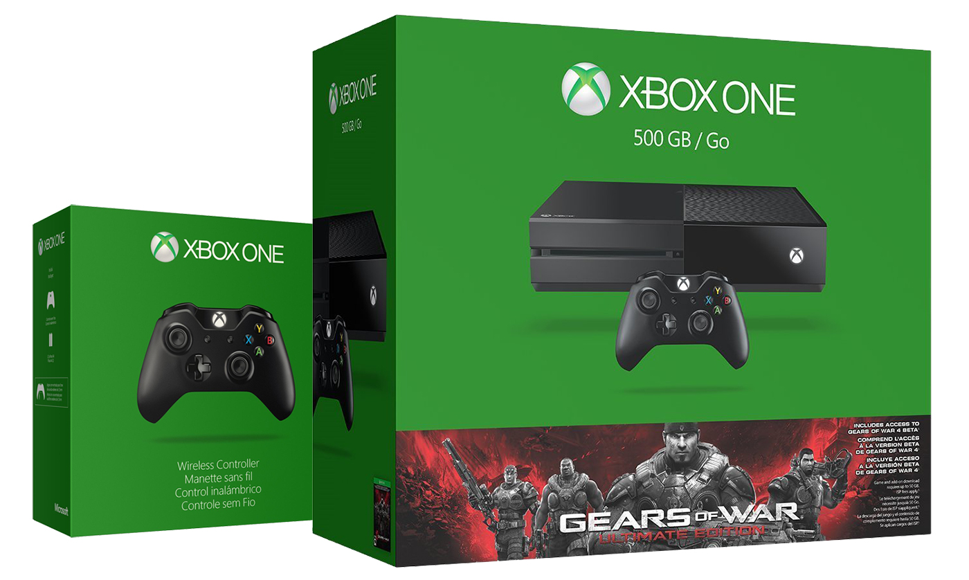 Engadget giveaway: Win an Xbox One Gears of War Ultimate Edition courtesy of GameStop!