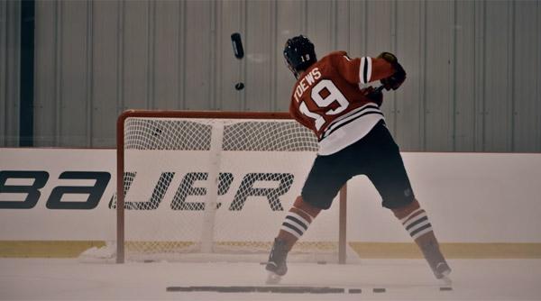 カナダ代表、NHLプレイヤーが見せた正確無比な超人的テクニックが神技すぎる【動画】
