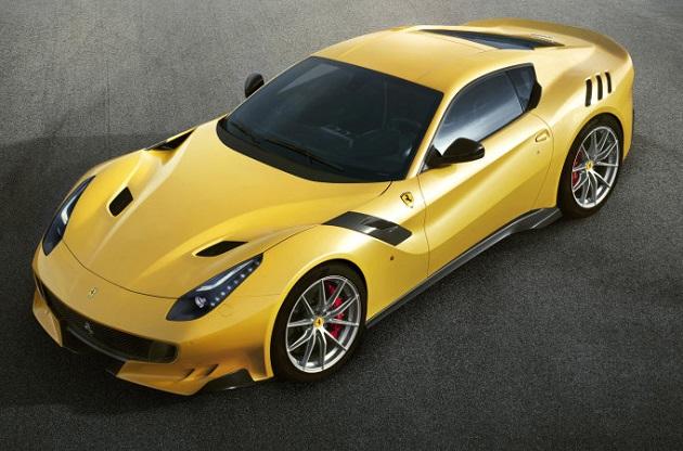 フェラーリ、創業70周年を記念して1台ずつ全て異なる350台の特別仕様車を製作
