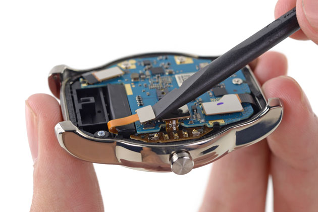 LG's Watch Urbane bucks the trend of hard-to-fix wearables