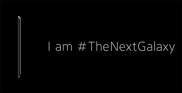 Samsung plays it straight in latest 'Next Galaxy' tease