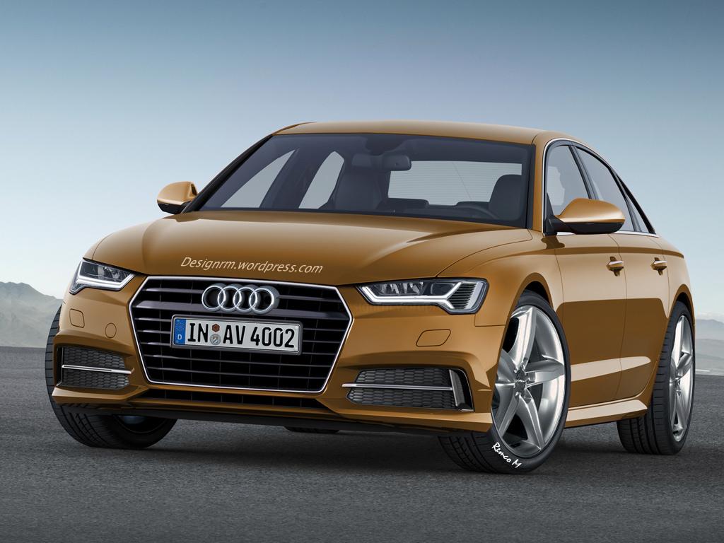 Audi A4, rendering, audi von morgen, der neue Audi A4, Audi A4 B9,  Audi A4, Audi A4 B9, Audi A4 Mule, Audi Mule, B9, Erlkönig, fünfte Generation, featured