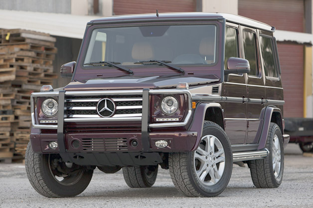 Mercedes working to comprehensively refresh g class for Mercedes benz g550 price