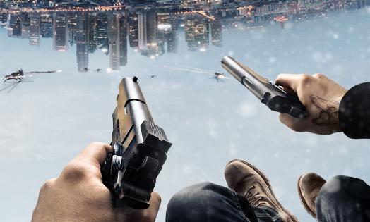 主人公は自分自身!「完全1人称」前人未到のアクション映画『ハードコア』来年4月公開