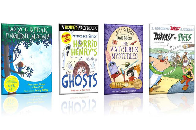 WIN an amazing kids' book bundle!