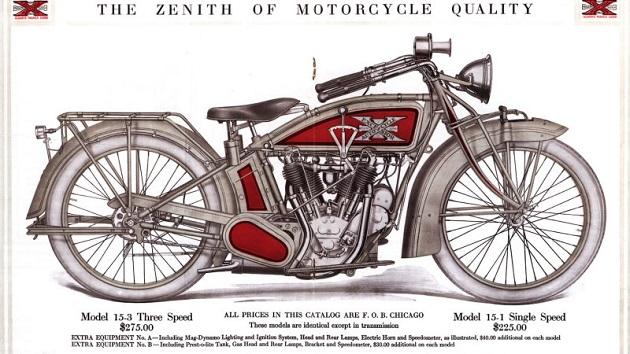 オートバイ業界に参入するチャンス! 歴史ある「エクセルシャー・ヘンダーソン」のブランドと知的所有権がオークションに