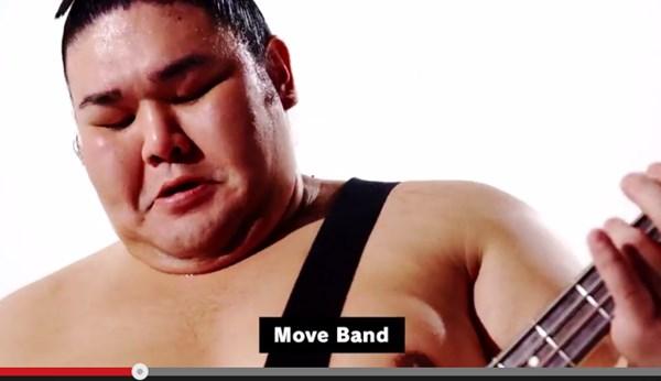 豊ノ島関がデスボイスを披露!?衝撃の力士4人よるバンド映像が迫力すぎると話題
