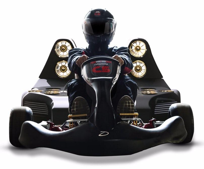 Daymak C5 Blast Ultimate: das schnellste GoKart der Welt