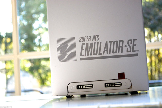 Sid Meier's Super NES Emulator SE kit