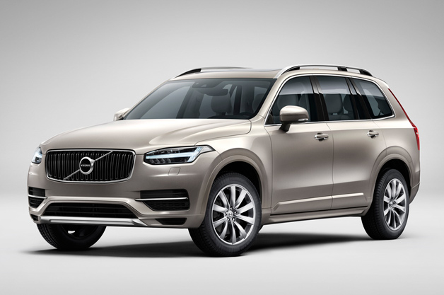 Leaked: 2015 Volvo XC90 [Update] - Page 3