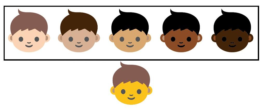 人 種 黄色