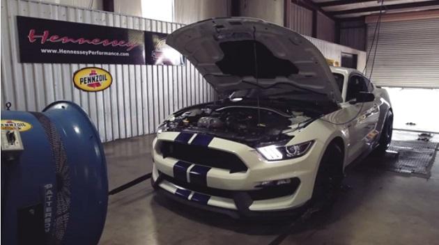 【ビデオ】フォード「シェルビー GT350」のダイノテスト結果は想像以上!