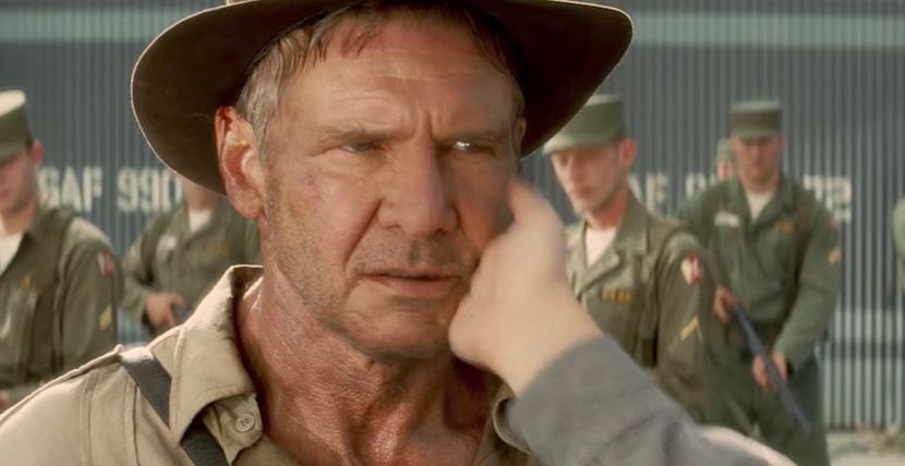 Indiana Jones macht jetzt Techno