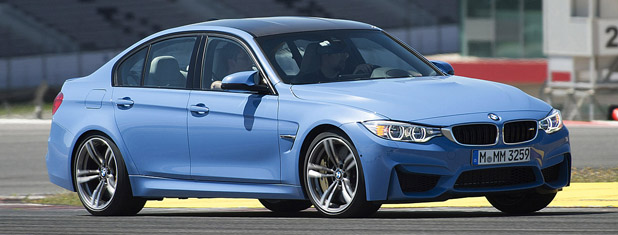 2015 BMW M3 and M4 Revealed for 2014 Detroit Auto Show ...