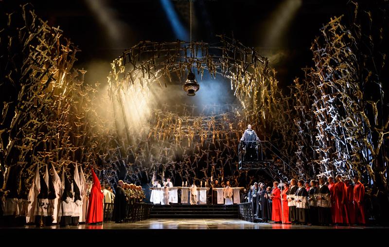 名門歌劇場の人気公演を日本で上映 『英国ロイヤル・オペラ・ハウス シネマシーズン』今シーズン演目&公開日決定!