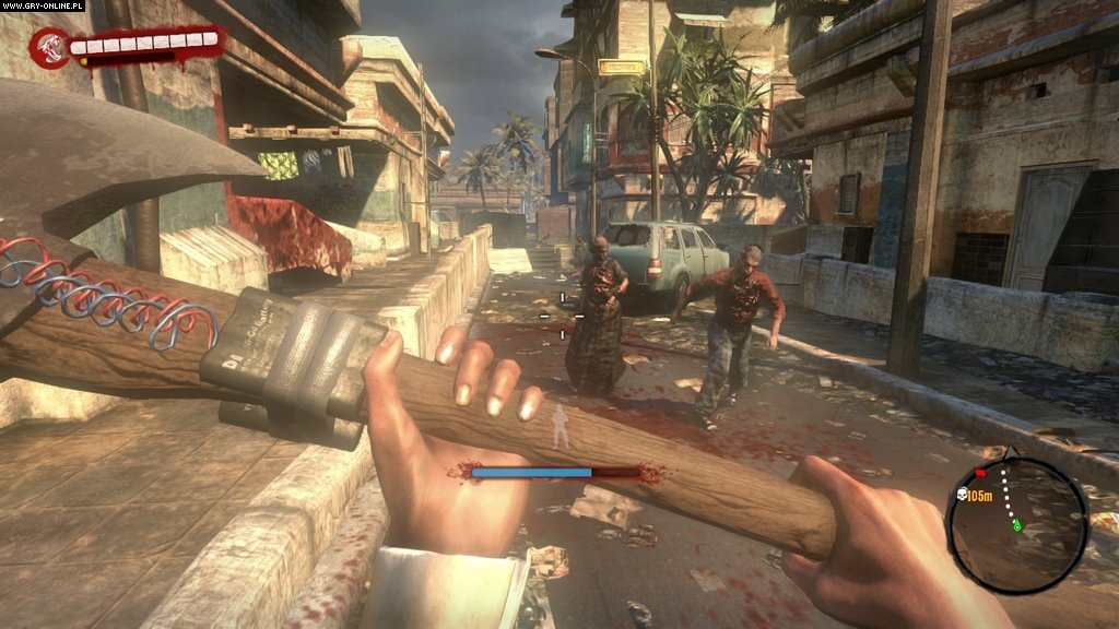 The Top 5 FPS Melee Weapons